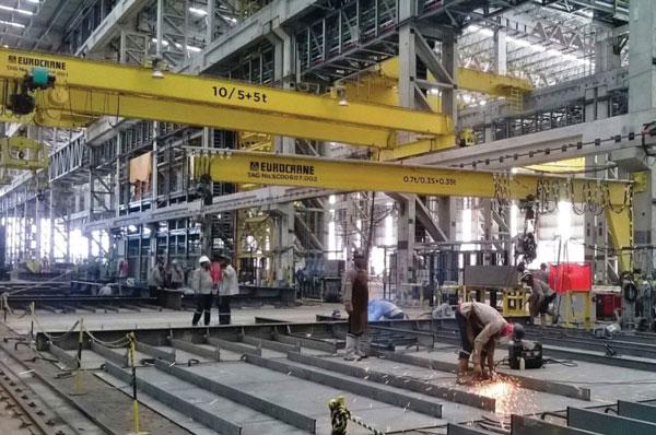 A indústria de construção naval no Brasil e a importância de uma visão estratégica