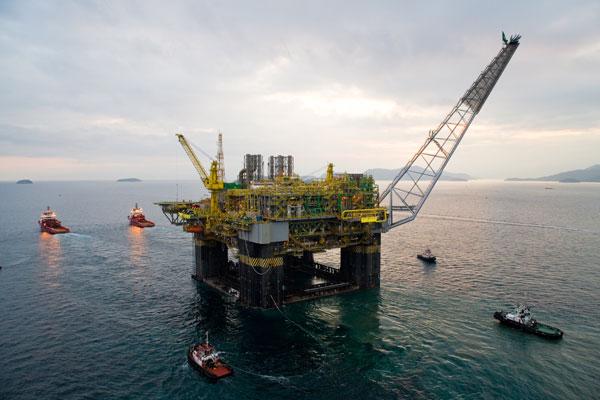 Pré-sal - contratos em regime de partilha produzem 9 milhões de barris