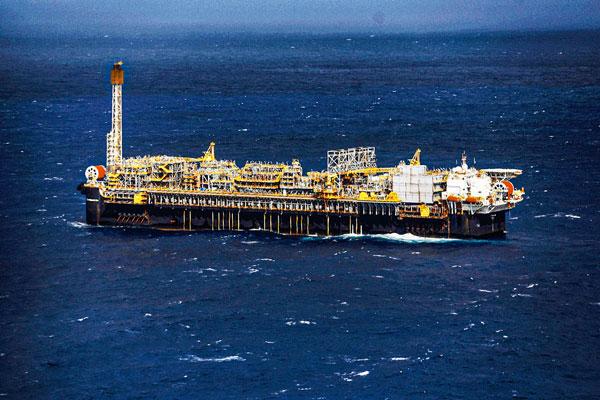 Petrobras contrata SBM Offshore para FPSO Mero 4
