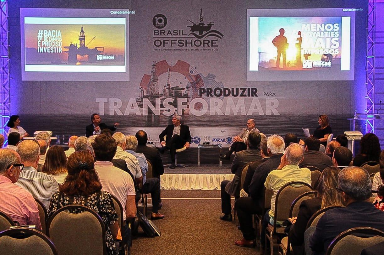 Prévia Macaé - Brasil Offshore - Foto Eduardo Damázio