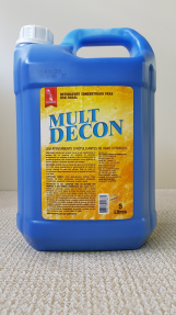 MULT DECOM 5L - DETERGENTE MANUAL