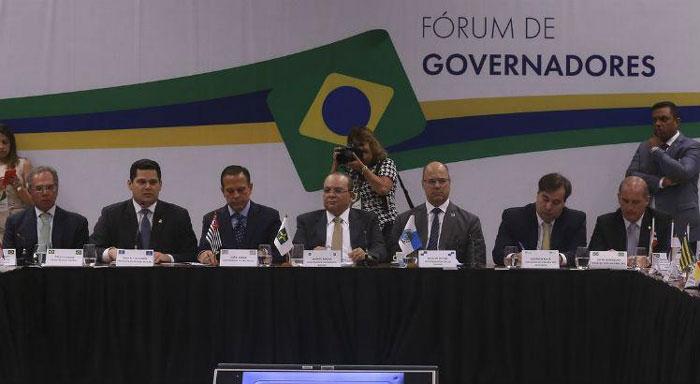 Governadores - reunião