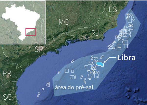 Resultado de imagem para Metade da produção brasileira de petróleo e gás natural sai de apenas 3 campos produtores