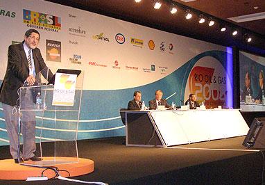 Rio Oil & Gas terminou com muito otimismo